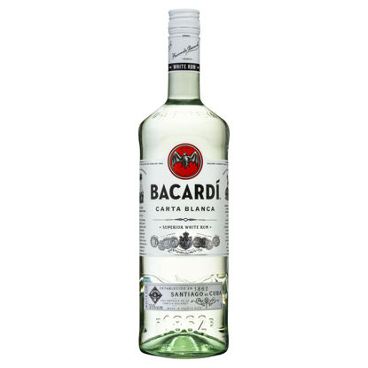 Picture of Bacardi Rum 1Lt Bottle