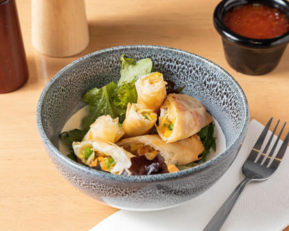 Picture of Vegetable Spring Rolls (4)