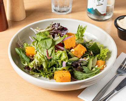Picture of Roast Pumpkin Salad