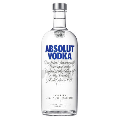 Picture of Absolut Vodka 1Lt