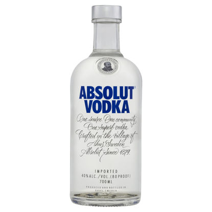 Picture of Absolut Vodka 700Ml