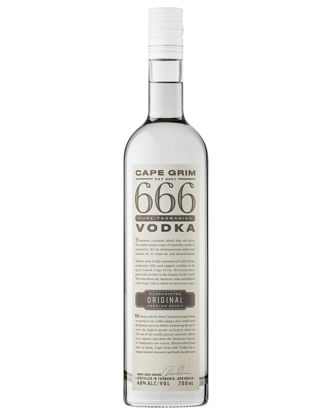 Picture of 666 Pure Tasmanian Vodka