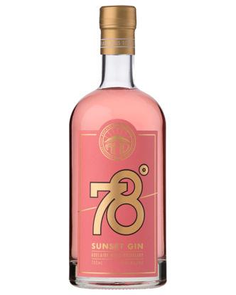 Picture of Ahd 78 Deg Sunset Gin 700ml