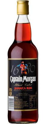 Picture of Captain Morgan Black Label 700ml