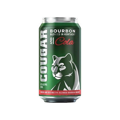 Picture of Cougar & Cola 375Ml 6pk