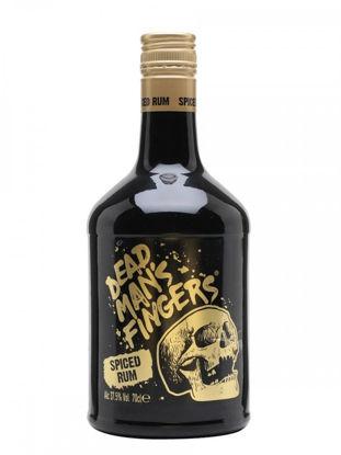 Picture of Dead Mans Fingers Spiced Rum Bottle