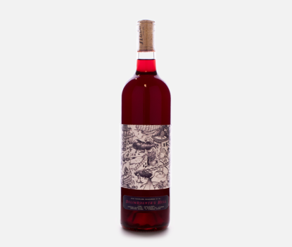 Picture of Delinquente Hell Negromaro 750ml