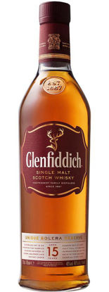 Picture of Glenfiddich Solera 15Yo 700ml
