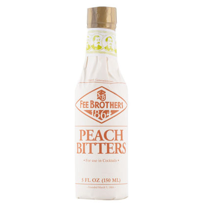 Picture of Fee Brothers Peach Bitters