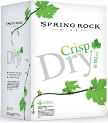 Picture of Spring Rock Crisp Dry White 4L