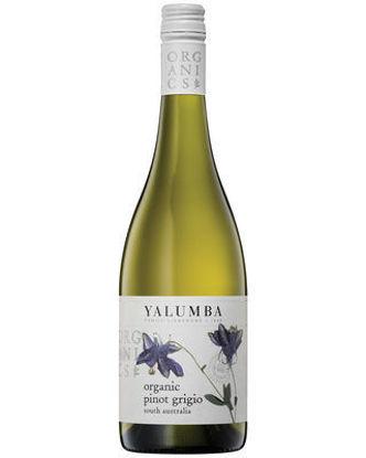 Picture of Yalumba Organic Pinot Grigio 750ml