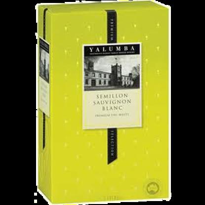Picture of Yalumba Premium Select Sauvignon Blanc Semillon Cask 2L