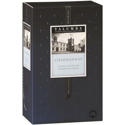 Picture of Yalumba Premium Select Chardonnay Cask 2L