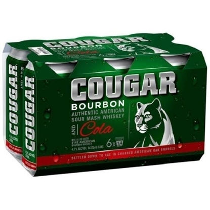 Picture of Cougar & Cola 10Pk Can