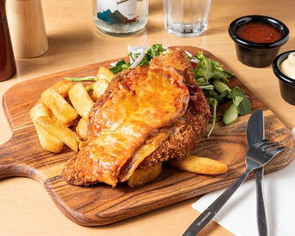 Picture of Chicken Parmigiana
