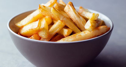 Picture of Side of Chips