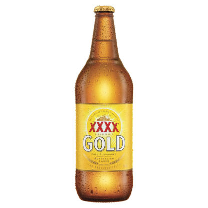 Picture of XXXX Gold 750Ml