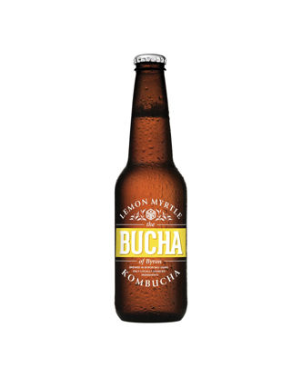 Picture of Bucha Lemon Myrtle Kombucha