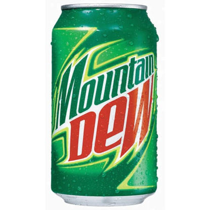 Picture of Mountain Dew 375Ml